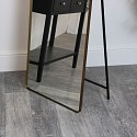 Gold Free Standing Cheval Mirror 155cm x 60cm