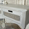 grey furniture, living room table, console table, French furniture, shabby chic furniture, milan range,