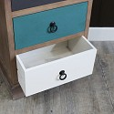 Loft Living range Natural Drift Wood 3 Drawer Unit