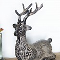 Resting Highland Stag Ornament