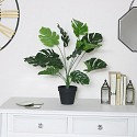 Faux Monstera Houseplant