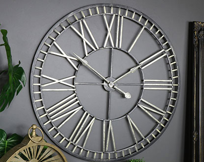 Large Clocks
