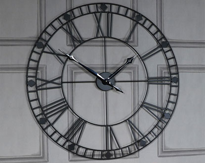 Skeleton Clocks