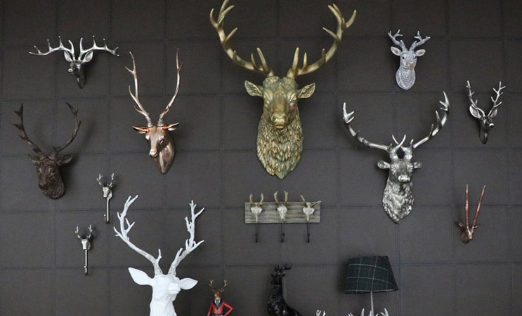 Wall Art & Stags