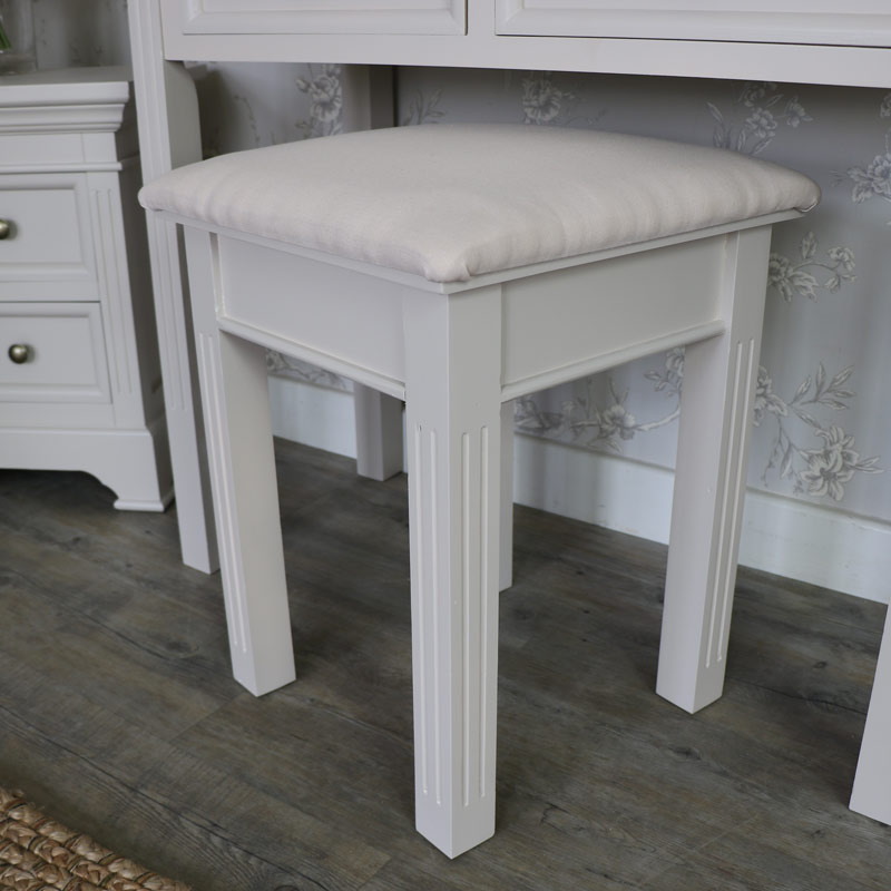 Furniture Bundle Pair of Bedside Tables, Dressing Table, Stool and ...