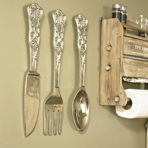 Over Sized Hanging Cutlery Set - Windsor Browne
