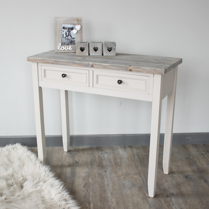 2 Drawer Console Table - Cotswold Range