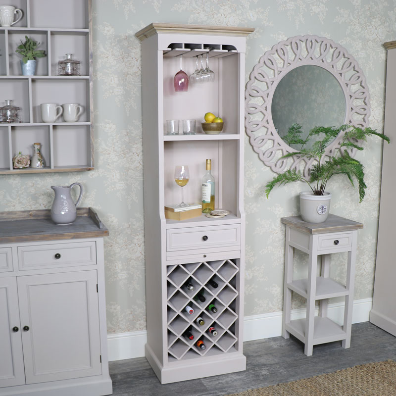 Tall Drinks Cabinet - Cotswold Range