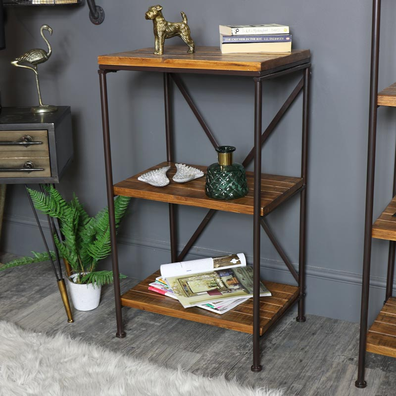 Industrial Floorstanding Shelving Unit