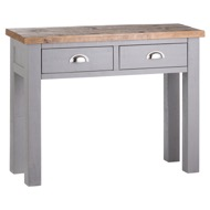 Grey Console Table - Westminster Range