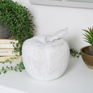 Stone Apple Ornament