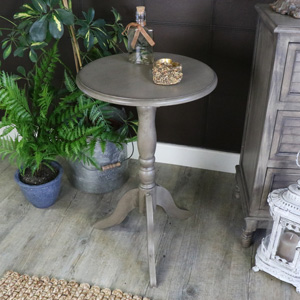 Hornsea Range - Wooden Pedestal Table
