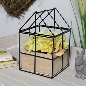 Freestanding House Shaped Planter