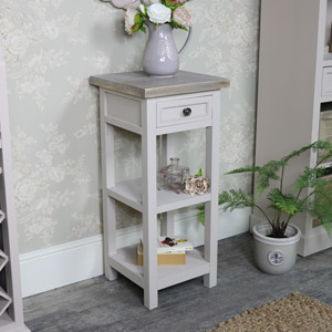 1 Drawer Side/Plant Table - Cotswold Range