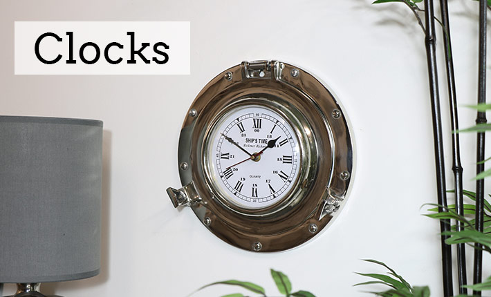 Shop Clocks